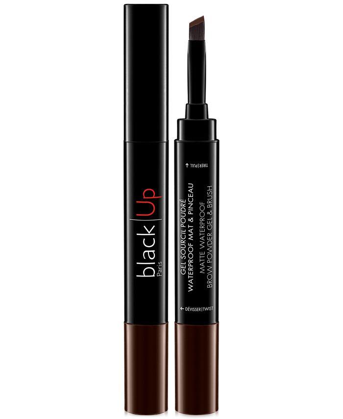 black Up - black|Up Matte Waterproof Brow Gel