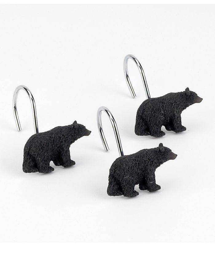 Avanti - Black Bear Lodge Shower Hooks