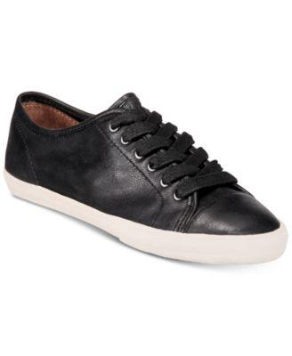 Frye Women's Mindy Low Lace Sneakers