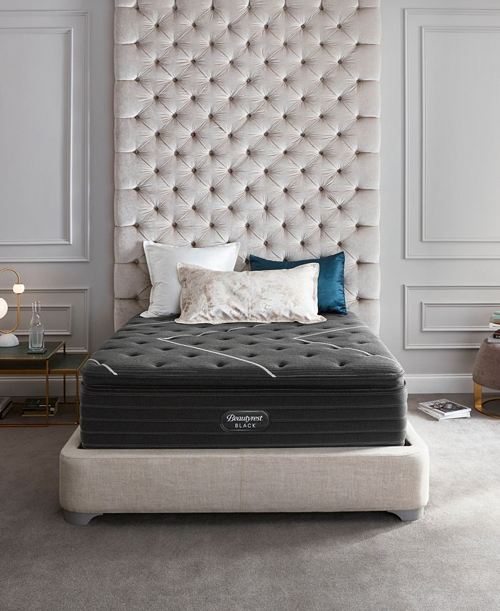 "Beautyrest - Black C-Class 13.75"" Medium Firm Mattress - King"