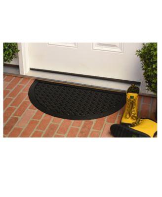 """Hampton Weave 20"""" x 36"""" Rubber Doormat"""
