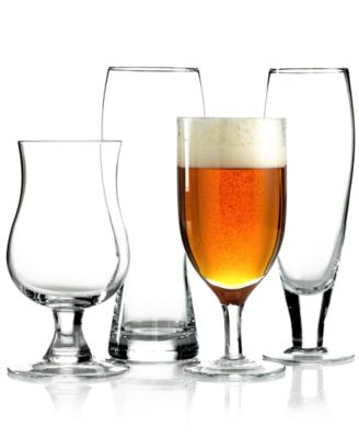 Mikasa Glassware, BrewMaster's Varietal 4-Piece Beer Glass Set