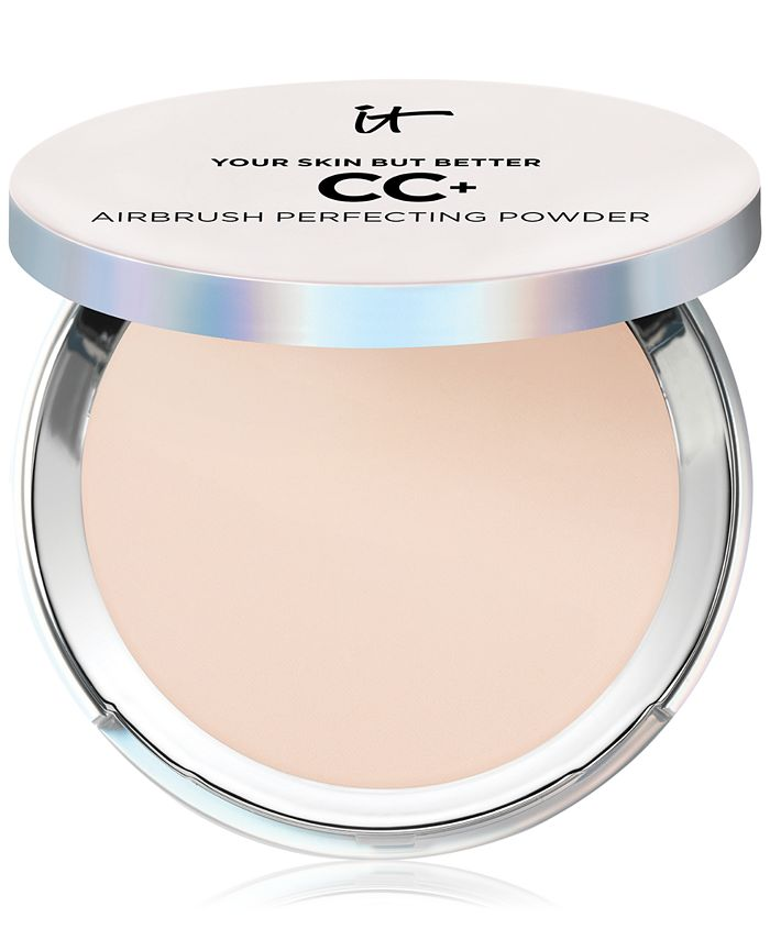 IT Cosmetics - Your Skin But Better CC+ Airbrush Perfecting Powder SPF 50+