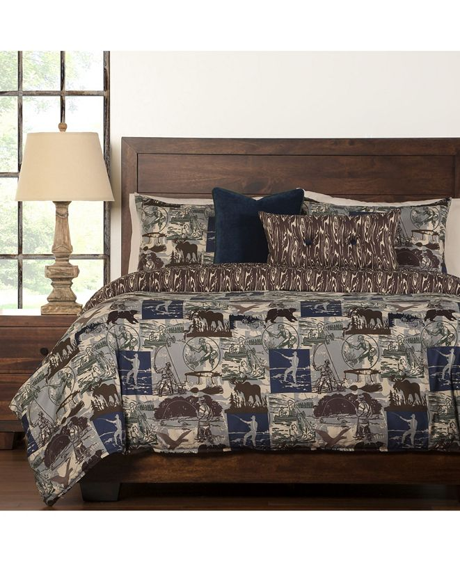 Siscovers North Shore 5 Piece Twin Luxury Duvet Set