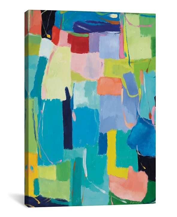 "iCanvas ""Urban Essay Xiv"" By Kim Parker Gallery-Wrapped Canvas Print - 40"" x 26"" x 0.75"""