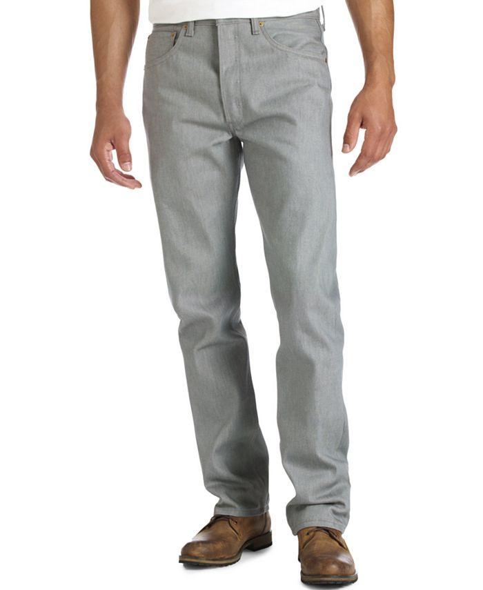 Levi's - 501 Original Shrink-to-Fit Jeans