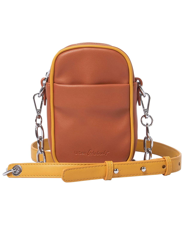 (60% OFF Deal) Urban Originals Vegan Leather Crossbody $32.00