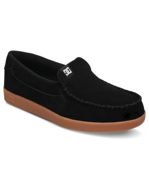 DC Shoes Shoes Villain Slip On Sneakers Mens Shoes
