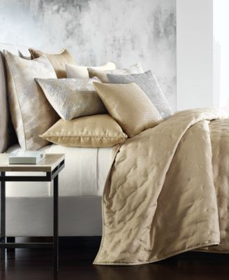Metallic Stone Full/Queen Coverlet, Created for Macy's