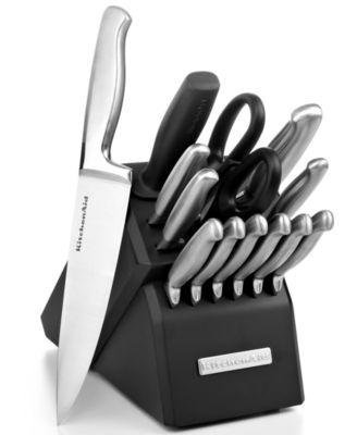 KitchenAid Cutlery, Stainless Steel 14 Piece Set