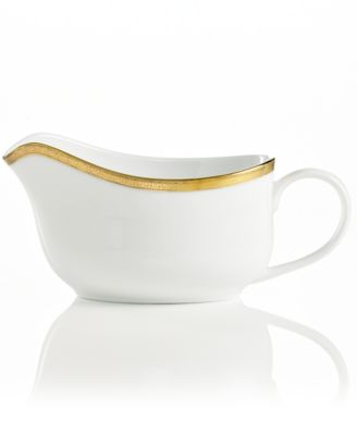 Charter Club Dinnerware, Grand Buffet Gold Gravy Boat