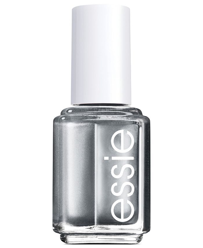 Essie - essie nail color, no place like chrome