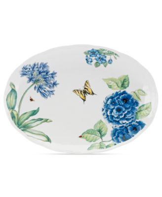 Lenox Dinnerware, Butterfly Meadow Blue...