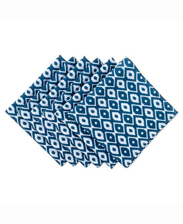 Design Imports Outdoor Napkin Set of 6