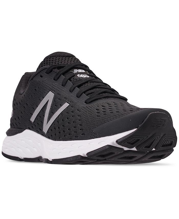 New Balance - Men's 680v6 Running Sneakers from Finish Line