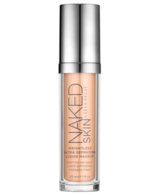 Image of Urban Decay Naked Skin Weightless Ultra Definition Liquid Makeup