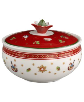 Dinnerware, Toy's Delight Covered Sugar Bowl