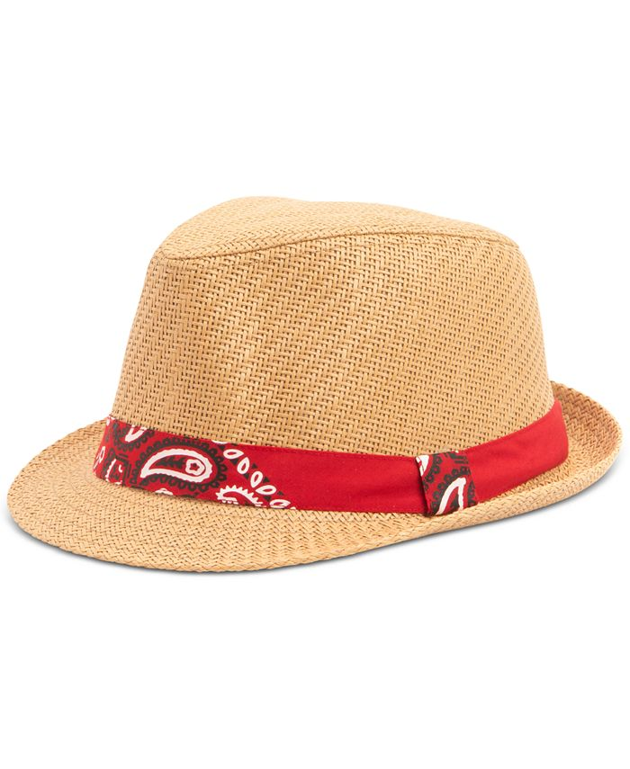 Levi's - Men's Bandana-Band Fedora