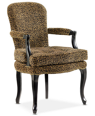 Adele Accent Chair Furniture Macy s