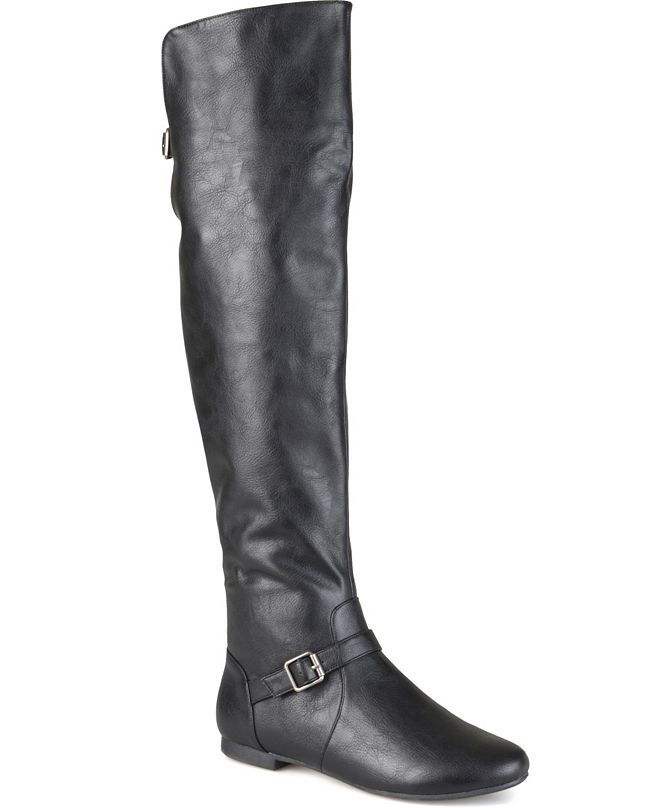 Journee Collection Women's Wide Calf Loft Boot