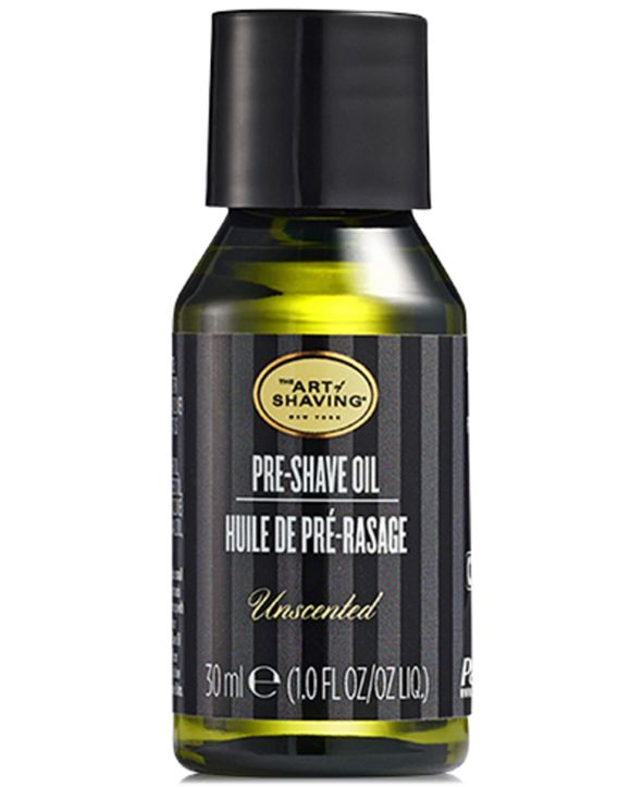 Art of Shaving The Pre-Shave Oil - Unscented, 1 oz