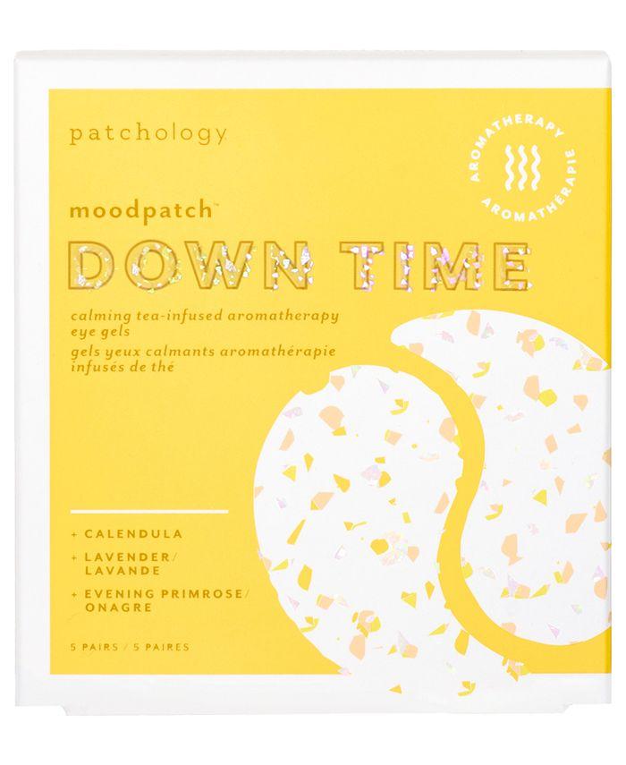 Patchology - Moodpatch Down Time Eye Gels, 5-Pk.