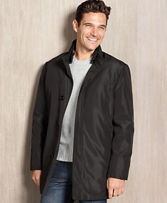 Kenneth Cole Reaction Coat, All-Weather Tech Walking Coat
