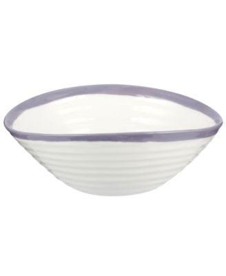 Portmeirion Dinnerware, Sophie Conran Carnivale Mulberry Cereal Bowl
