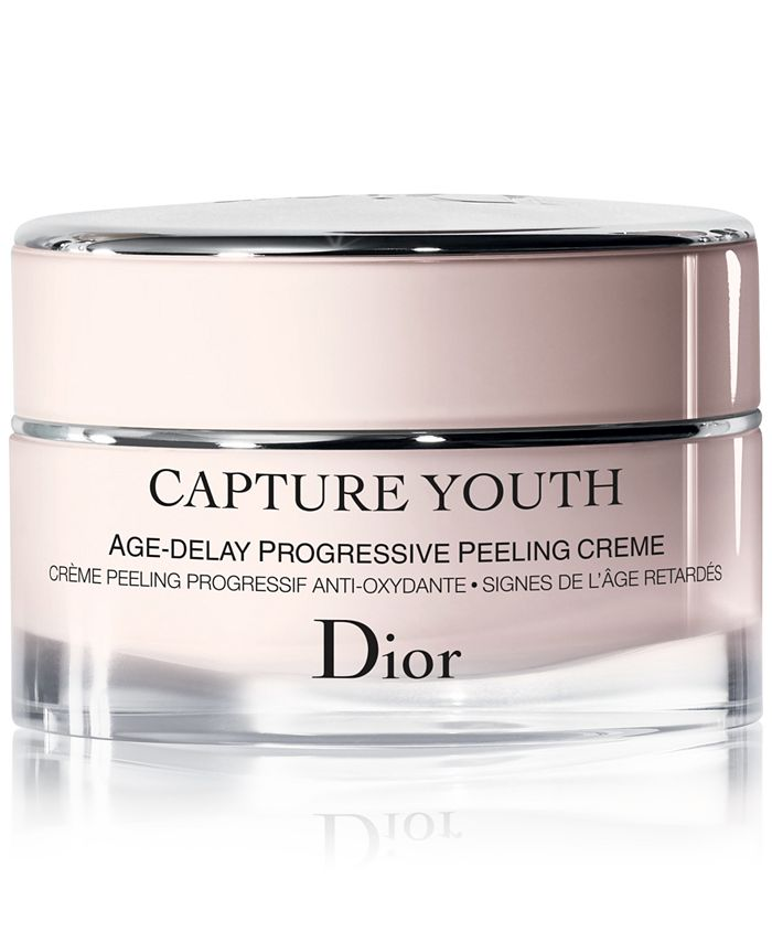 Dior - Capture Youth Age-Delay Progressive Peeling Creme