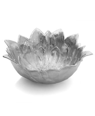 Michael Aram Lotus and Lily Large Serving Bowl