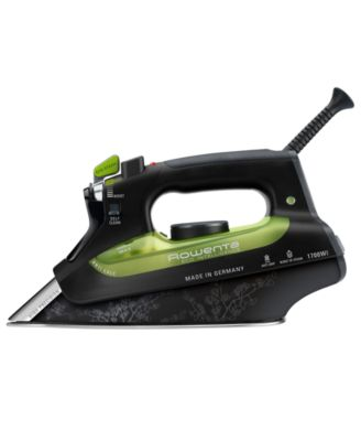 Rowenta DW6080 Iron, Eco Intelligence