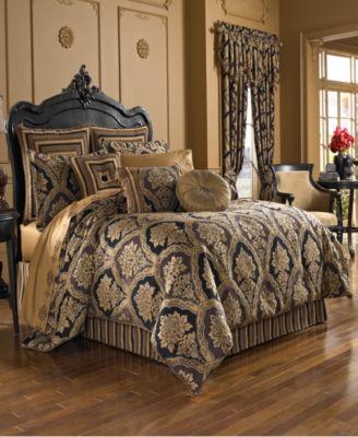 Five Queens Court Reilly King Comforter Set