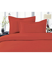 Elegant Comfort Luxurious Silky - Soft Wrinkle Free 3-Piece Duvet Cover Set, King/Cali King