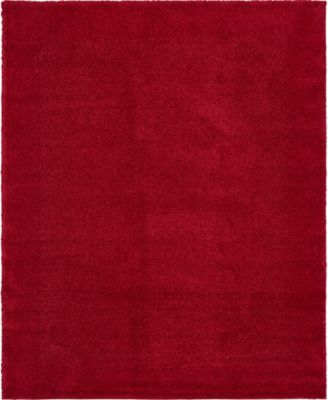 Uno Uno1 Red 10' x 13' Area Rug