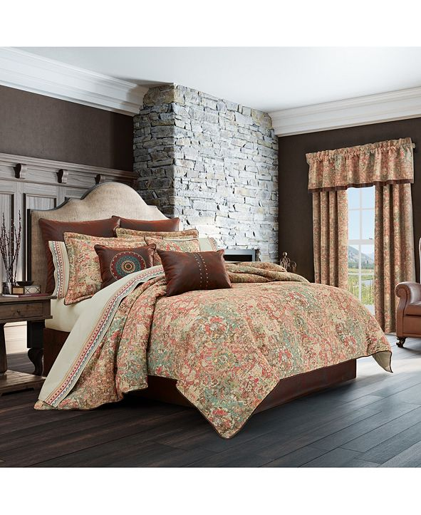 J Queen New York J Queen Katonah Multi Queen Comforter Set