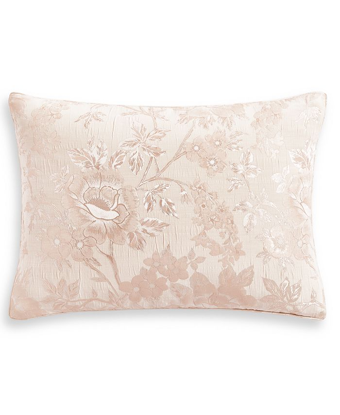 Hotel Collection - Classic Roseblush King Sham