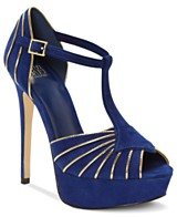 Navy Blue Heels Discover Navy Blue Heels At Macy S