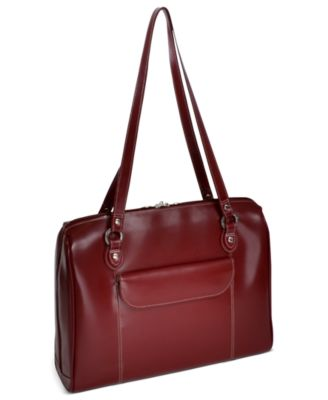 McKlein Womens Business Case Glenview Laptop Friendly Tote