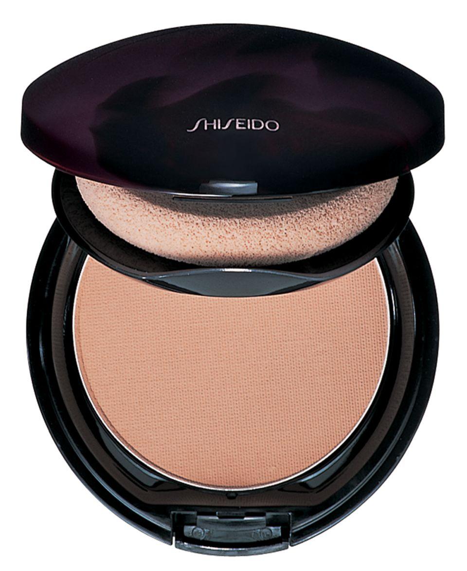 Shiseido The Makeup Powdery Foundation and Case Makeup Beauty