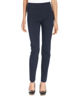 Navy Pants Women