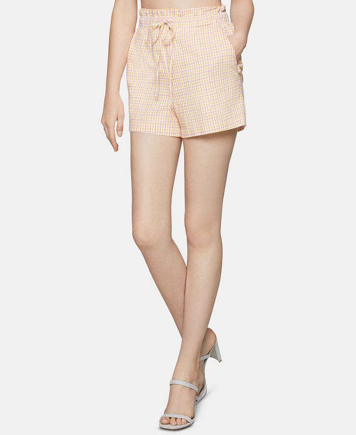 BCBGeneration - Paperbag-Waist Shorts