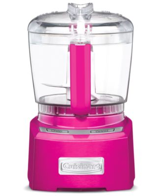 Cuisinart CH-4 Chopper and Grinder, 4 Cup Metallic Pink Elite