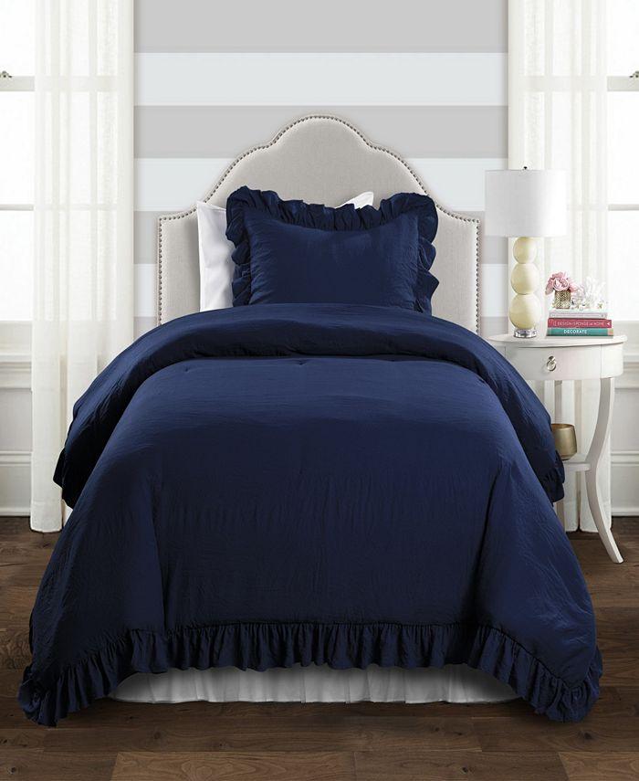 Lush Décor - Reyna 3-Pc. Comforter Sets