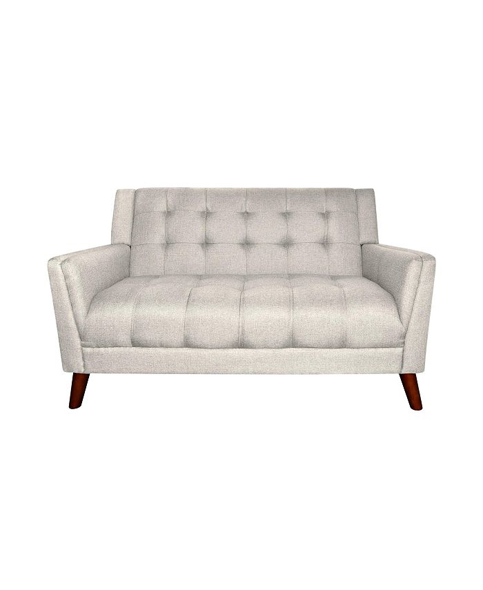 """Noble House - Candace 54"""" Loveseat, Quick Ship"""