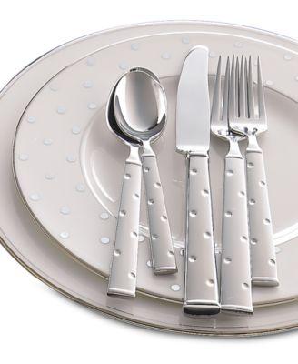 kate spade new york Larabee Dot Salad Fork