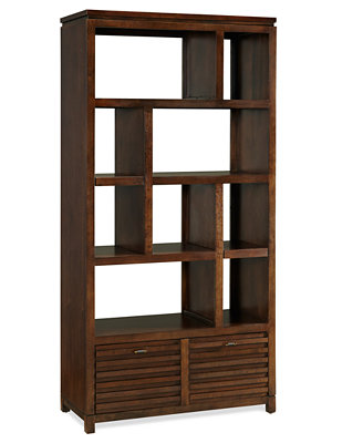 Lansing Bookcase Furniture Macy s