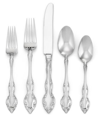 Oneida Mikayla 50-Pc Set, Service for 8