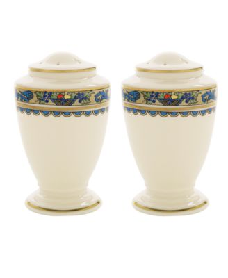 Lenox Dinnerware, Autumn Salt and Pepper Shakers