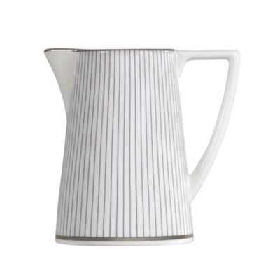 Jasper Conran Pin Stripe Cream Jug