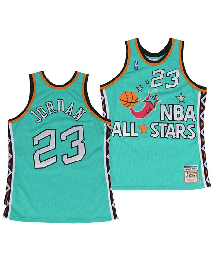 Mitchell & Ness - Men's 1996 NBA All Star Authentic Jersey